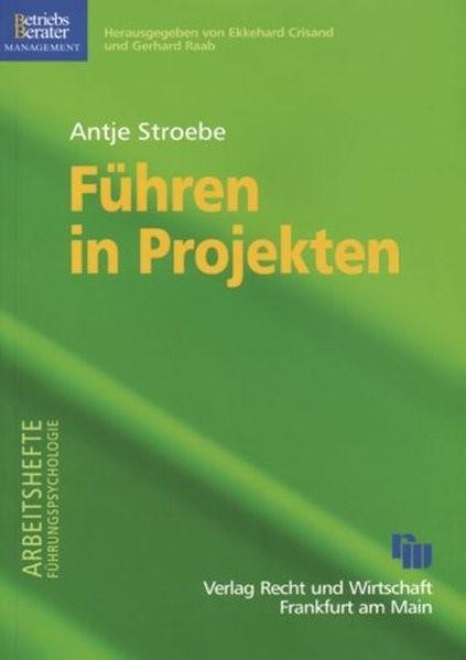 Führen in Projekten | Stroebe, 2007 | Buch (Cover)