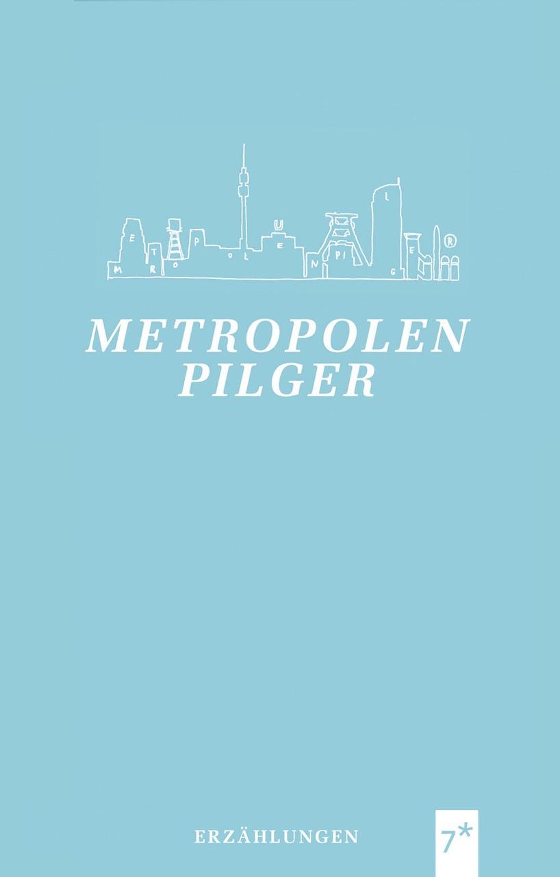 Metropolenpilger | Brall / Keidel, 2011 | Buch (Cover)