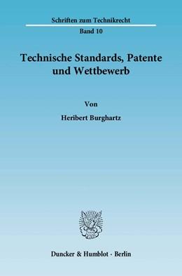 Abbildung von Burghartz | Technische Standards, Patente und Wettbewerb | 2011 | 10