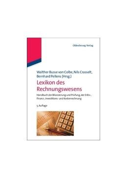 Abbildung von Busse von Colbe / Crasselt | Lexikon des Rechnungswesens | 5. Auflage | 2011 | beck-shop.de