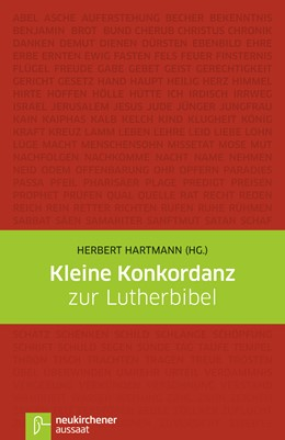 Abbildung von Hartmann | Kleine Konkordanz zur Lutherbibel | 7. Auflage | 2016 | beck-shop.de