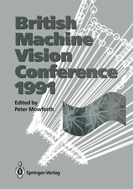 BMVC91   Mowforth   1st Edition., 1991   Buch (Cover)