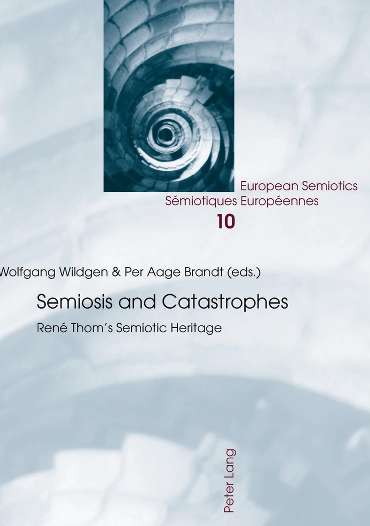 Semiosis and Catastrophes | Brandt / Wildgen, 2010 | Buch (Cover)
