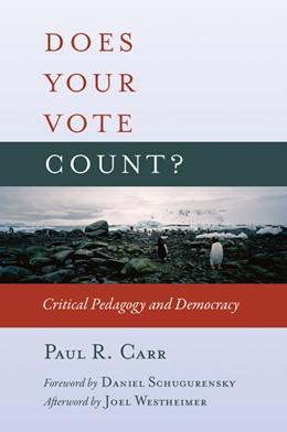 Abbildung von Carr | Does Your Vote Count? | 1. Auflage | 2010 | 378 | beck-shop.de