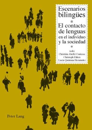 Escenarios bilingües | Abello-Contesse / Ehlers / Quintana Hernandez, 2010 | Buch (Cover)