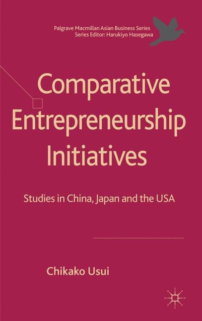 Abbildung von Usui | Comparative Entrepreneurship Initiatives | 2011 | 2011