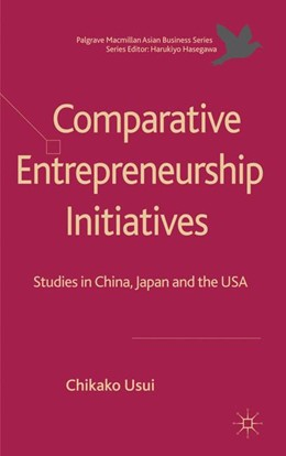 Abbildung von Usui | Comparative Entrepreneurship Initiatives | 1. Auflage | 2011 | beck-shop.de