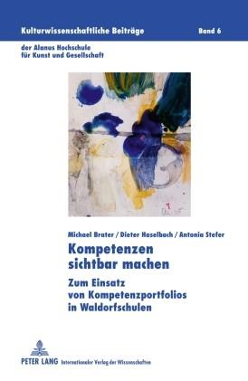 Kompetenzen sichtbar machen | Brater / Stefer / Haselbach, 2010 | Buch (Cover)