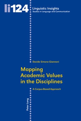 Abbildung von Giannoni | Mapping Academic Values in the Disciplines | 2010 | A Corpus-Based Approach | 124