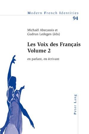 Les Voix des Français – Volume 2 | Abecassis / Ledegen, 2010 | Buch (Cover)