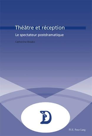 Théâtre et réception | Bouko, 2010 | Buch (Cover)