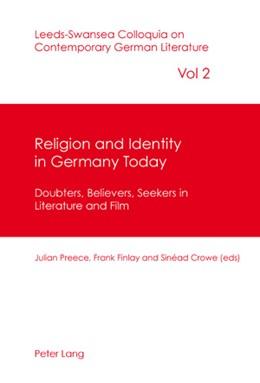Abbildung von Preece / Finlay   Religion and Identity in Germany Today   1. Auflage   2010   2   beck-shop.de