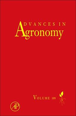 Abbildung von Advances in Agronomy | 1. Auflage | 2010 | 109 | beck-shop.de