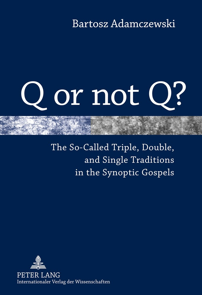 Abbildung von Adamczewski | Q or not Q? | 2010