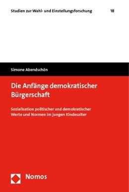 Abbildung von Abendschön | Die Anfänge demokratischer Bürgerschaft | 2010 | Sozialisation politischer und ... | 18