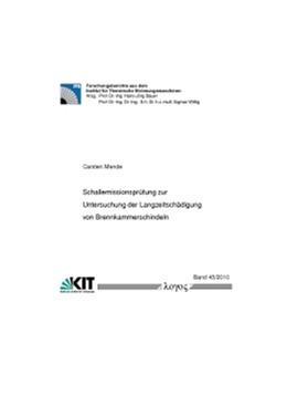 Abbildung von Mende   Schallemissionsprüfung zur Untersuchung der Langzeitschädigung von Brennkammerschindeln   2010   45