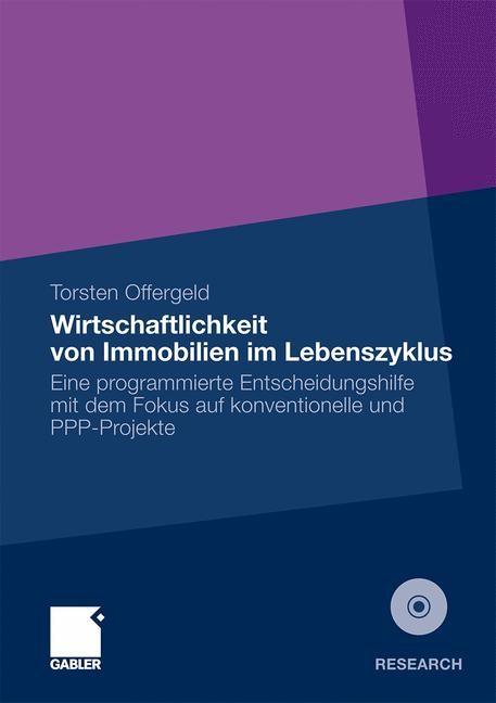 Wirtschaftlichkeit von Immobilien im Lebenszyklus | Offergeld | 2011, 2010 | Buch (Cover)