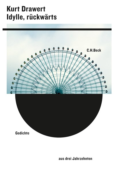 Cover: Kurt Drawert, Idylle, rückwärts