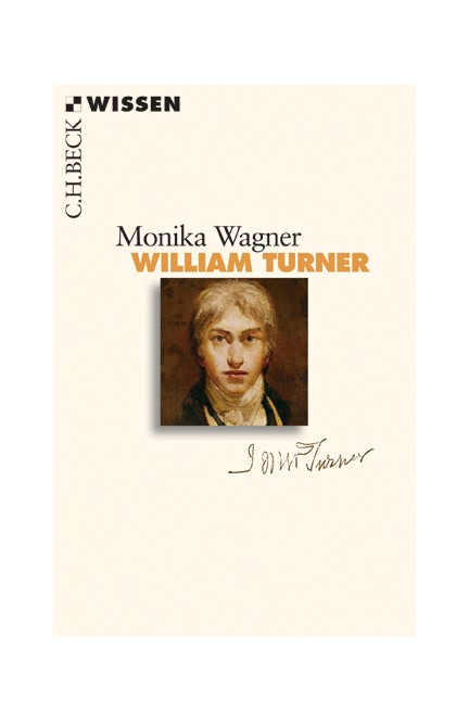 Cover: Monika Wagner, William Turner