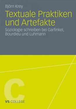 Abbildung von Krey | Textuale Praktiken und Artefakte | 2011