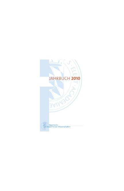 Cover: , Jahrbuch 2010