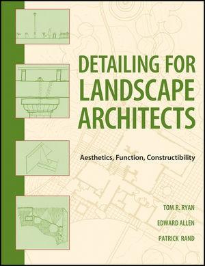 Abbildung von Ryan / Allen / Rand | Detailing for Landscape Architects | 2011
