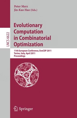 Abbildung von Merz / Hao | Evolutionary Computation in Combinatorial Optimization | 2011 | 11th European Conference, EvoC...
