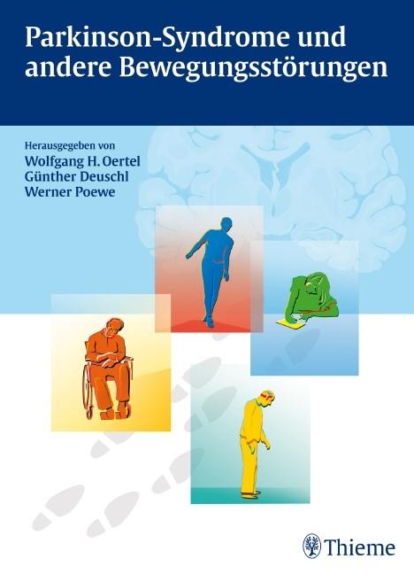 Parkinson-Syndrome und andere Bewegungsstörungen   Oertel / Deuschl / Poewe, 2011   Buch (Cover)
