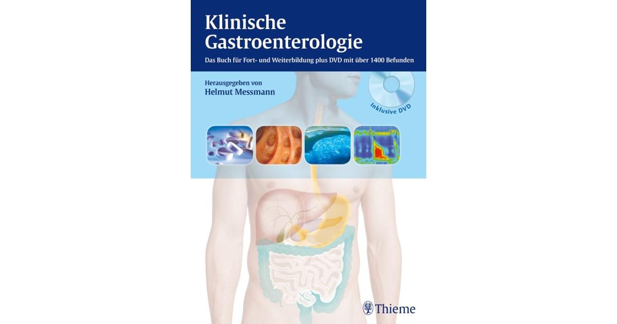 Klinische Gastroenterologie | Messmann, 2011 | Buch | beck-shop.de
