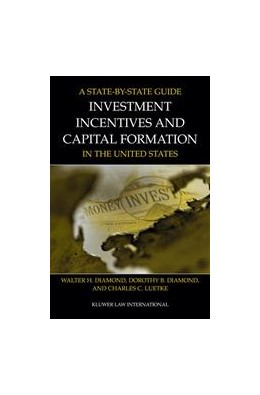 Abbildung von Diamond / Diamond / Luetke | A State By State Guide To Investment Incentives and Capital Formation in the United States | 2002