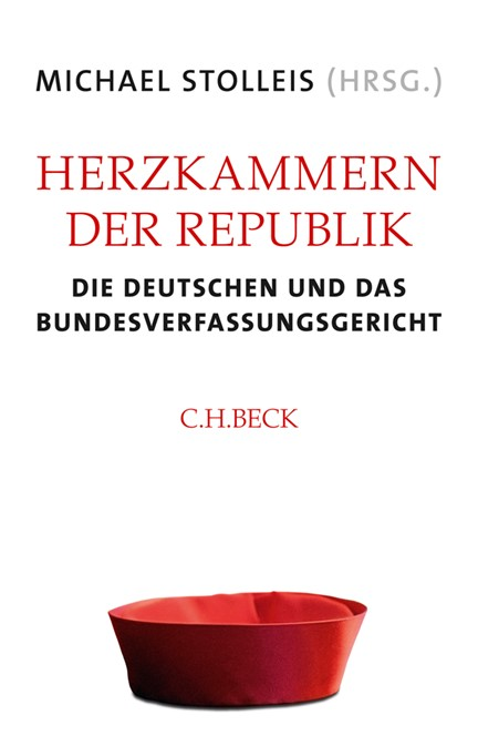 Cover: , Herzkammern der Republik