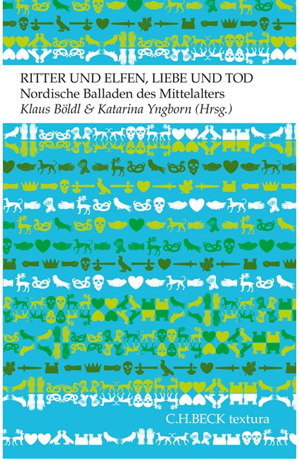 Cover: Katarina Yngborn|Klaus Böldl, Ritter und Elfen, Liebe und Tod
