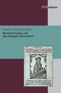 Bernhard Copius und das Lemgoer Gymnasium | Bratvogel, 2011 | Buch (Cover)