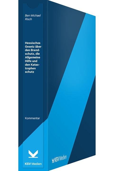 Abbildung von Döber / Ott   Hessisches Gesetz über den Brandschutz, die Allgemeine Hilfe und den Katastrophenschutz (HBKG)   Loseblattwerk mit 7. Aktualisierung   2018