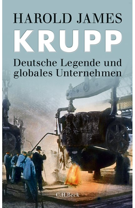 Cover: Harold James, Krupp