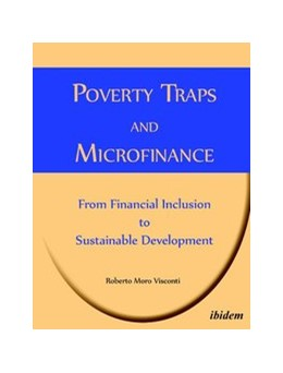 Abbildung von Moro Visconti | Poverty Traps and Microfinance: From Financial Inclusion to Sustainable Development | 2011