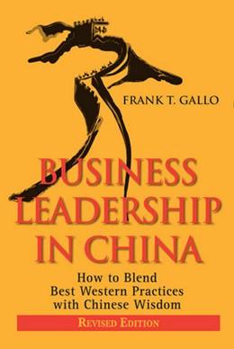 Abbildung von Gallo | Business Leadership in China | 2. Auflage | 2010