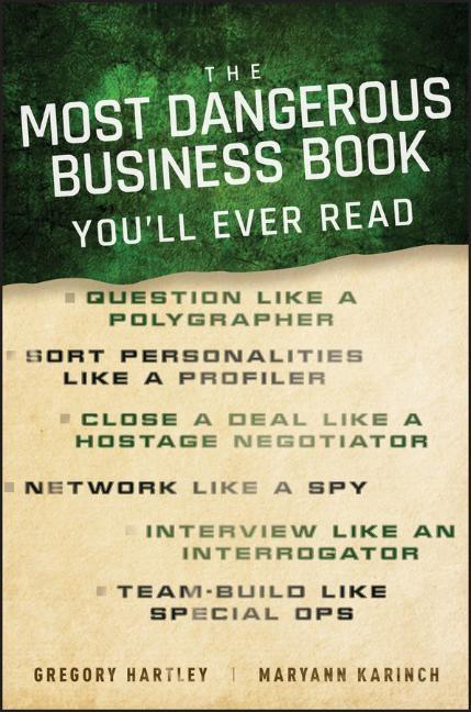 Abbildung von Hartley / Karinch | The Most Dangerous Business Book You'll Ever Read | 2011