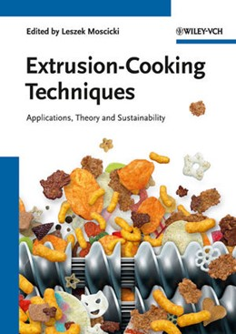 Abbildung von Moscicki | Extrusion-Cooking Techniques | 2011 | Applications, Theory and Susta...