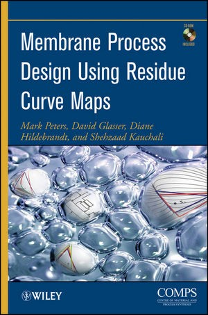 Abbildung von Peters / Glasser / Hildebrandt | Membrane Process Design Using Residue Curve Maps | 2011