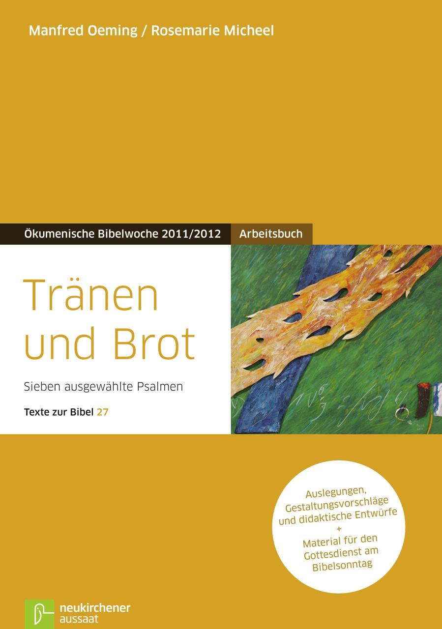Tränen und Brot   Oeming / Micheel, 2011   Buch (Cover)