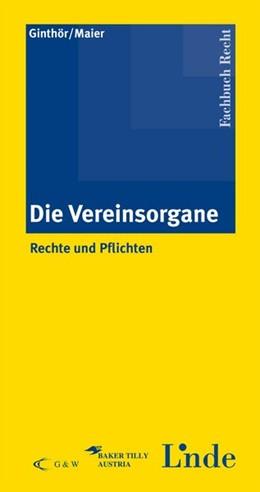 Abbildung von Ginthör | Die Vereinsorgane | 2011