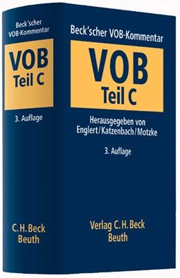 Abbildung von Englert / Katzenbach   Beck'scher VOB- und Vergaberechtskommentar - Vierbändige Ausgabe, VOB Teil C: Allgemeine Technische Vertragsbedingungen für Bauleistungen (ATV)   3. Auflage   2014   beck-shop.de