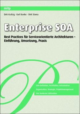 Abbildung von Krafzig / Banke / Slama | Enterprise SOA | 2010 | Best Practices für Serviceorie...