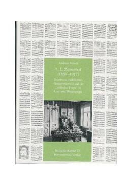 Abbildung von Künzli | L. L. Zamenhof (1859-1917) | 2010 | Esperanto, Hillelismus (Homara... | 23