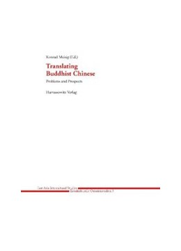 Abbildung von Meisig | Translating Buddhist Chinese | 2010 | Problems and Prospects | 3