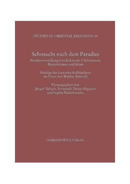 Abbildung von Tubach / Drost-Abgarjan / Vashalomidze | Sehnsucht nach dem Paradies | 2010 | Paradiesvorstellungen in Juden... | 59