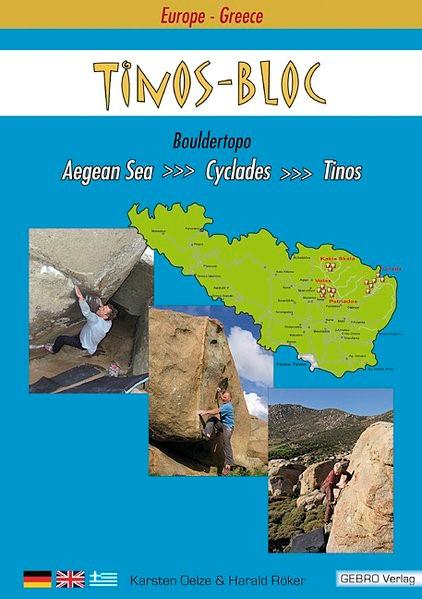 Tinos Bloc | Oelze / Röker | 1., Aufl, 2008 | Buch (Cover)