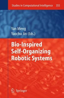 Abbildung von Meng / Jin | Bio-Inspired Self-Organizing Robotic Systems | 2011 | 355