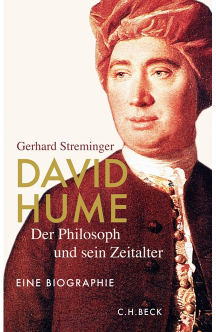 Cover: Gerhard Streminger, David Hume